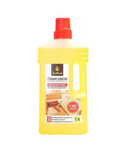 Средство для мытья поверхностей бани и сауны ГлавБаня Б5001 1 л