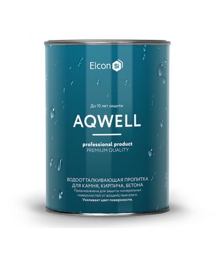 Гидрофобизатор кремнийорганический Elcon Aqwell 0.9 л
