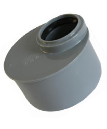 Редукция полипропиленовая для внутренней канализации 110/50 мм, Ostendorf