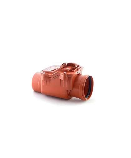 Клапан обратный для наружной канализации 160 мм, Ostendorf