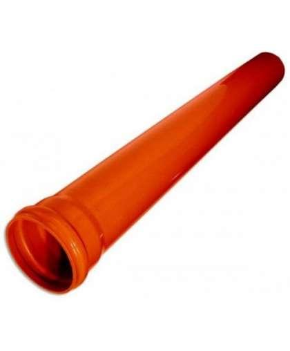Труба ПВХ для наружной канализации 110/1000 мм, Ostendorf