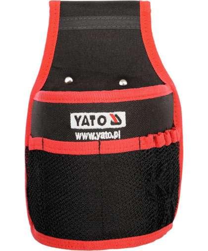 Сумка-карман для гвоздей и инструментов Yato YT-7416