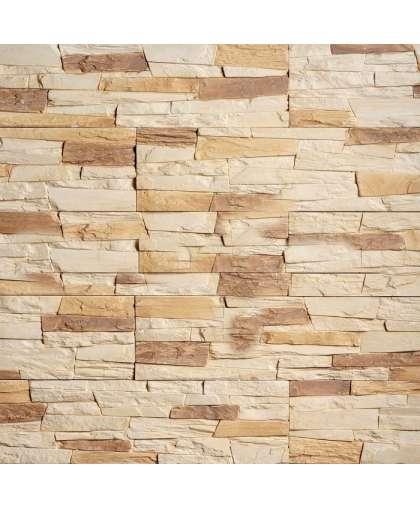 Декоративный камень Stone Mill Сланец Каспровый слоновая кость ПГД-1-Л 2501