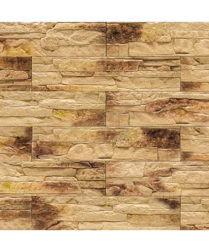 Плита гипсовая Stone Mill Сланец Рифейский микс ПГД-1-Л 0207