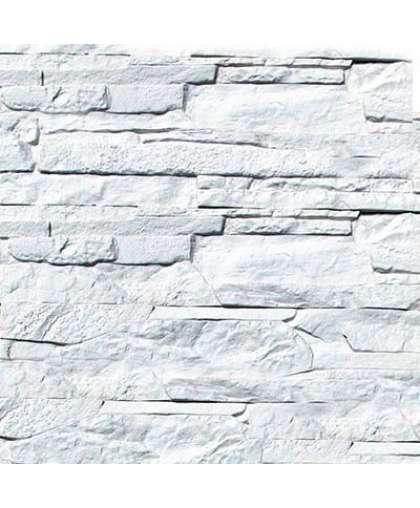 Плита Каменная Мельница Сланец Рифейский 0200 белый