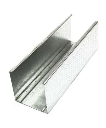Профиль Стальнофф стоечный для гипсокартона 50*50*0.4 мм 3 м