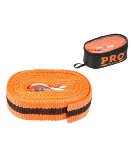 Трос буксировочный с крюками Pro Startul PRO-9040 4.5 м