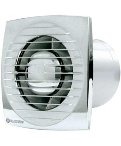 Вентилятор вытяжной осевой Blauberg Bravo Chrome 100