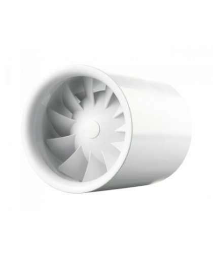 Вентилятор вытяжной канальный Vents Квайтлайн 125 бесшумный