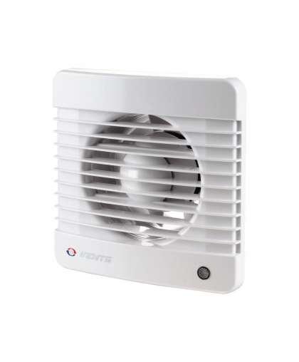 Вентилятор Vents 100МВ пластиковый корпус осевой с выключателем