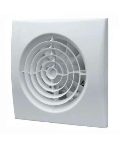 Вентилятор вытяжной осевой ЭРА Aura4C D100