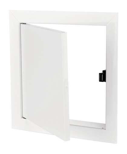 Стальная дверца Vents ДМ 300*300