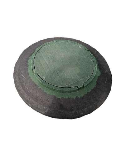 Люк-конус 35280-82 зеленый