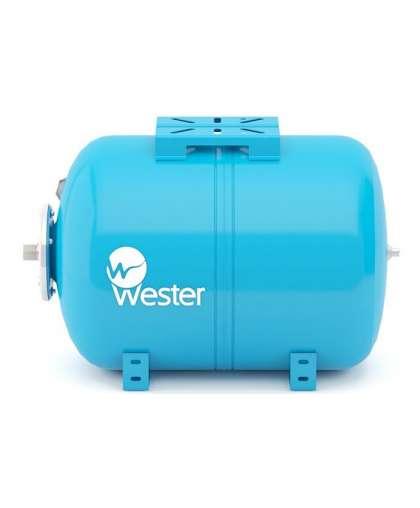 Гидроаккумулятор горизонтальный Wester WAO100