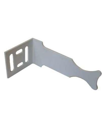 Кронштейн крепление радиатора угловой