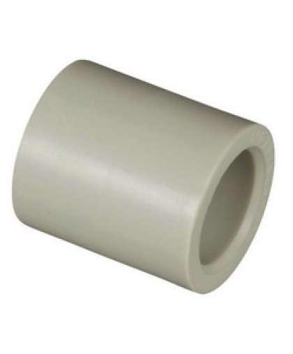Муфта PP-R Дн 25 серый, Valfex