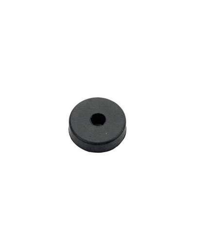 Прокладка таблетка в кран-буксу (имп) D14 мм силикон