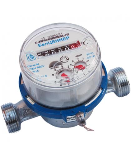 Счетчик холодной воды ЕТК-м Ду15 Qn1.6, БелЦЕННЕР