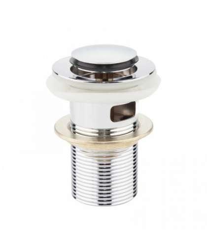 Донный клапан Hansen, с переливом, мал.крышка H6715