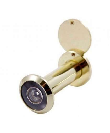 Глазок дверной Аллюр 1539 ГДШ-3 БШт 50-75 мм золото
