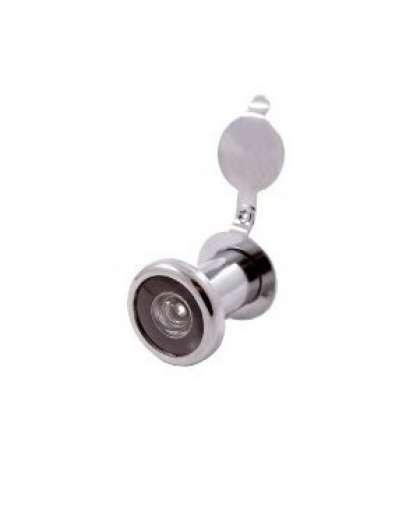 Глазок дверной Аллюр 1506 ГД-1 БШт 25-42 мм хром