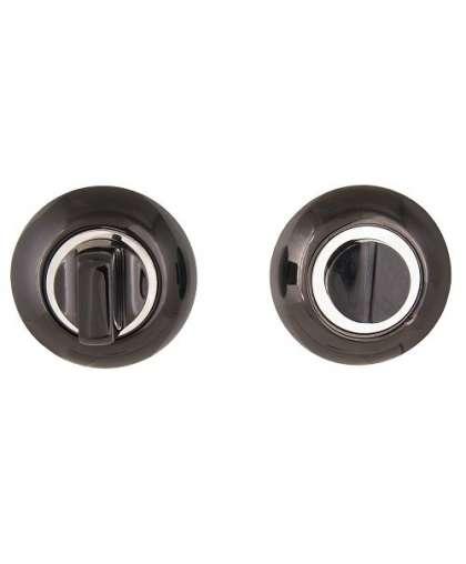 Завертка сантехническая к ручкам Аллюр АРТ BK-R1 BN 31102 черный никель 11196