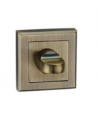 Завертка сантехническая WC квадрат Lockit E-8 AB