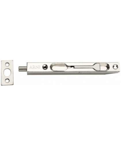 Ригель дверной Arni 140 мм хром