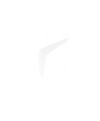 Кронштейн стальной Domax WS 100 100*75 мм белый