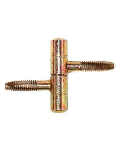 Петля ввертная Apecs 17-13-G золото