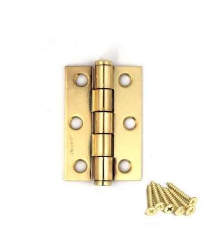 Петля Avers 60*40*1.75-G золото