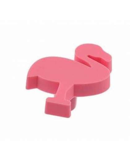 Ручка резиновая GTV Flaming UM-FLAMING-RZ розовая