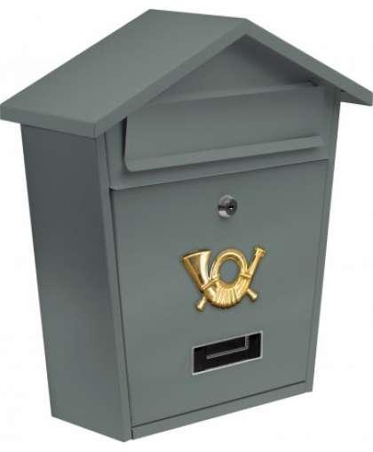 Ящик почтовый Vorel 78581 38*32*10.5 см серый