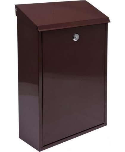 Ящик почтовый Vorel 78572 40*25*10 см коричневый