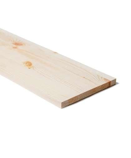 Мебельный щит 18*200*1000 мм, Вельский Лес
