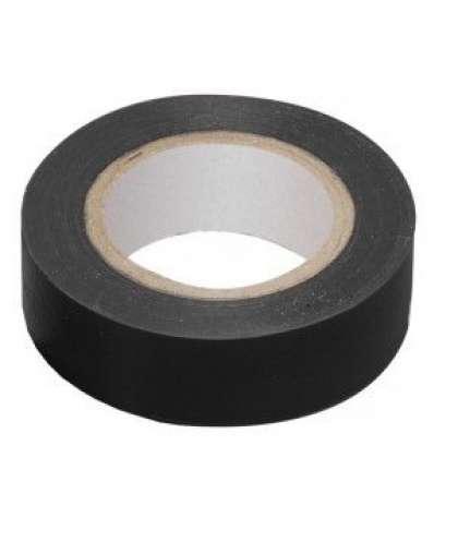 Изолента IEK 0.13*15 мм 20 м черная