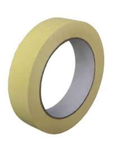 Лента бумажная 38*50 м желтая 0300-455038