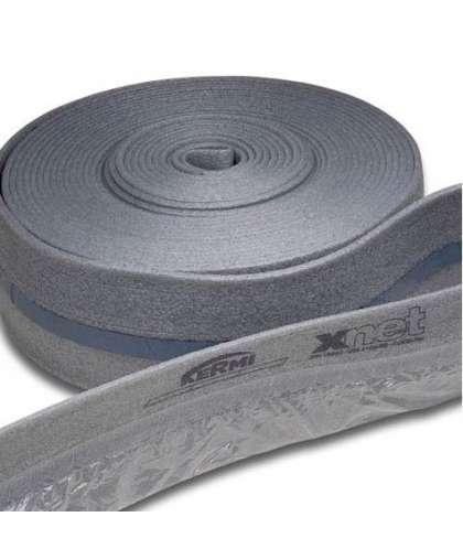 Лента демпферная Порифлекс-М К 8*125 мм с клеевым слоем