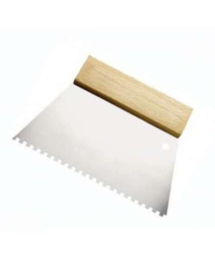 Шпатель зубчатый 180 мм 0825-661804, Hardy