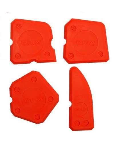 Набор шпателей для силикона YT-5261 4 шт, Yato