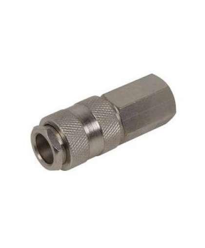 Быстросъёмное соединение H-D HD-1161 с клапаном и внутренней резьбой 3/8