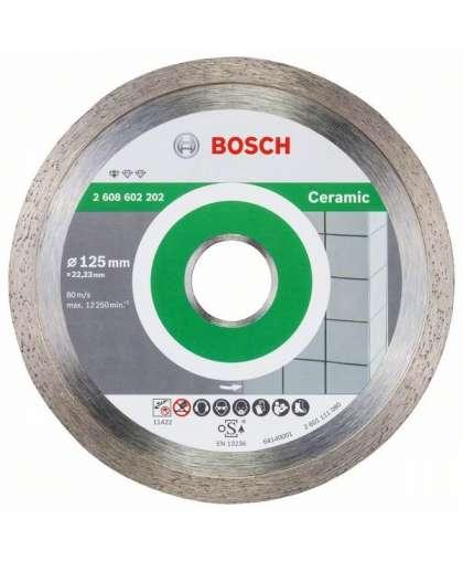 Алмазный круг Bosch 125*22,23 Professional for Ceramik 2.608.602.202