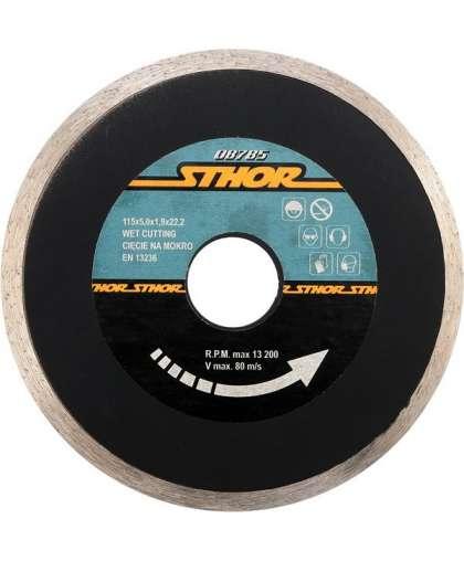 Алмазный круг Sthor 115*22,2 мм 08785