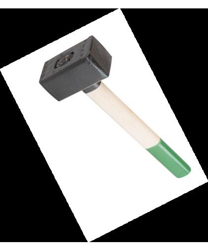 Кувалда Волат 10550-100 с деревянной рукояткой 10 кг