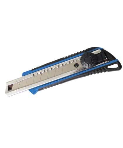Нож Corona 18 мм обойный  обрезиненный C9105