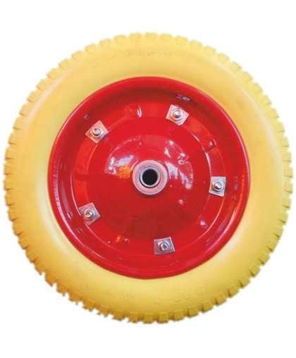Колесо пневматическое 360*80 (3.25-8)  длина ступицы 110 000-406-360, Geko