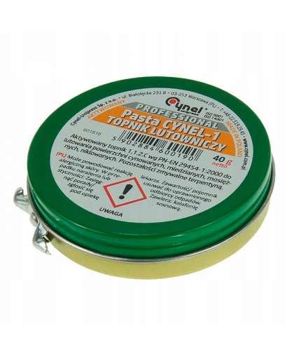 Паяльная паста Cynel 76835 40 г