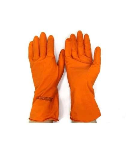 Перчатки латексные Startul ST7121-10 хозяйственные  размер №10