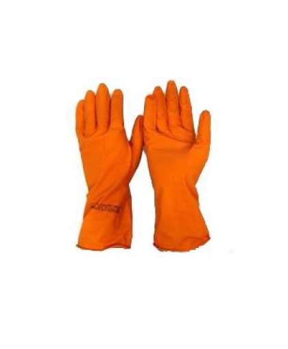 Перчатки латексные Startul ST7121-8 хозяйственные размер №8