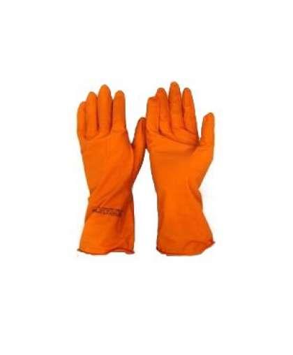 Перчатки латексные Startul ST7121-9 хозяйственные размер №9